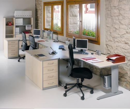 Muebles de oficina en sevilla for Diseno de muebles de oficina modernos